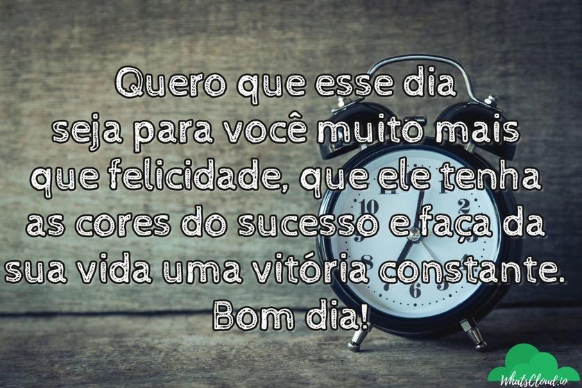 Textos E Legendas De Bom Dia Com Carinho E De Amor Para Whats