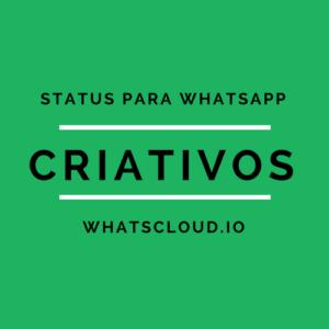 status criativos