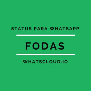 status fodas