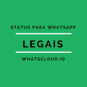 status legais