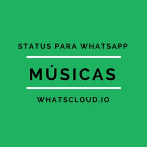 status musicas