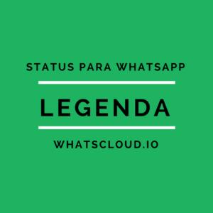 status para legenda