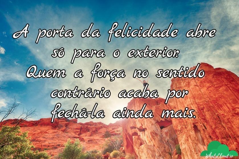 Frases E Mensagens De Felicidade E Amor Para Whats E Facebook